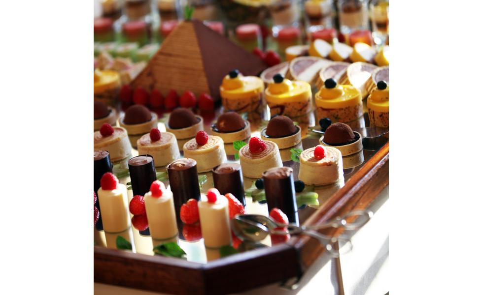 Buffet Di Dolci E Frutta : Buffet di matrimonio originali fotogallery